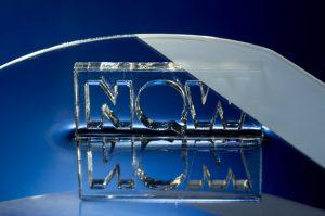 NQW logo closeup
